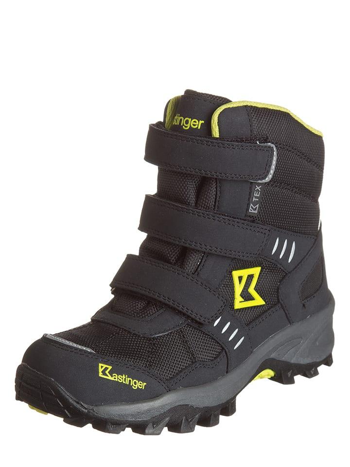 Kastinger Outdoor-Boots in Schwarz - 54% wRyUaH