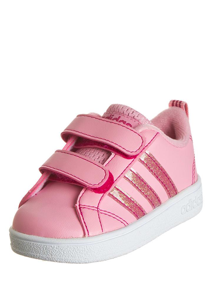 """Adidas Sneakersy """"VS Advantage Cmf"""" w kolorze jasnoróżowym"""
