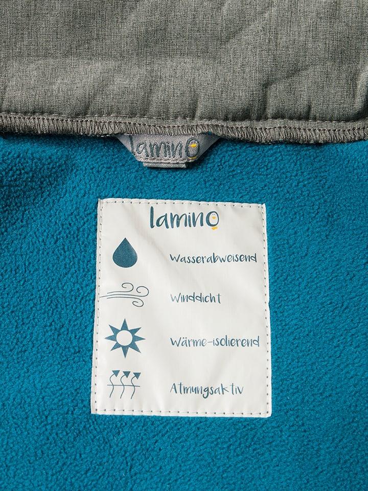 Lamino Softshelljacke in Grau
