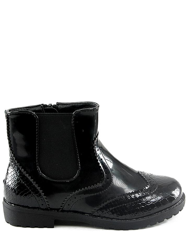 Chochoula Chelsea-Boots in Schwarz