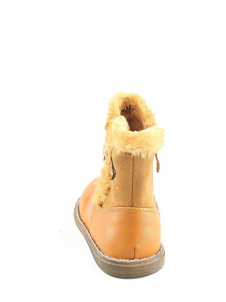 Doremi Boots in Hellbraun