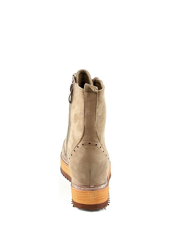 Poti Pati Boots in Khaki - 54% VVJgAheJ