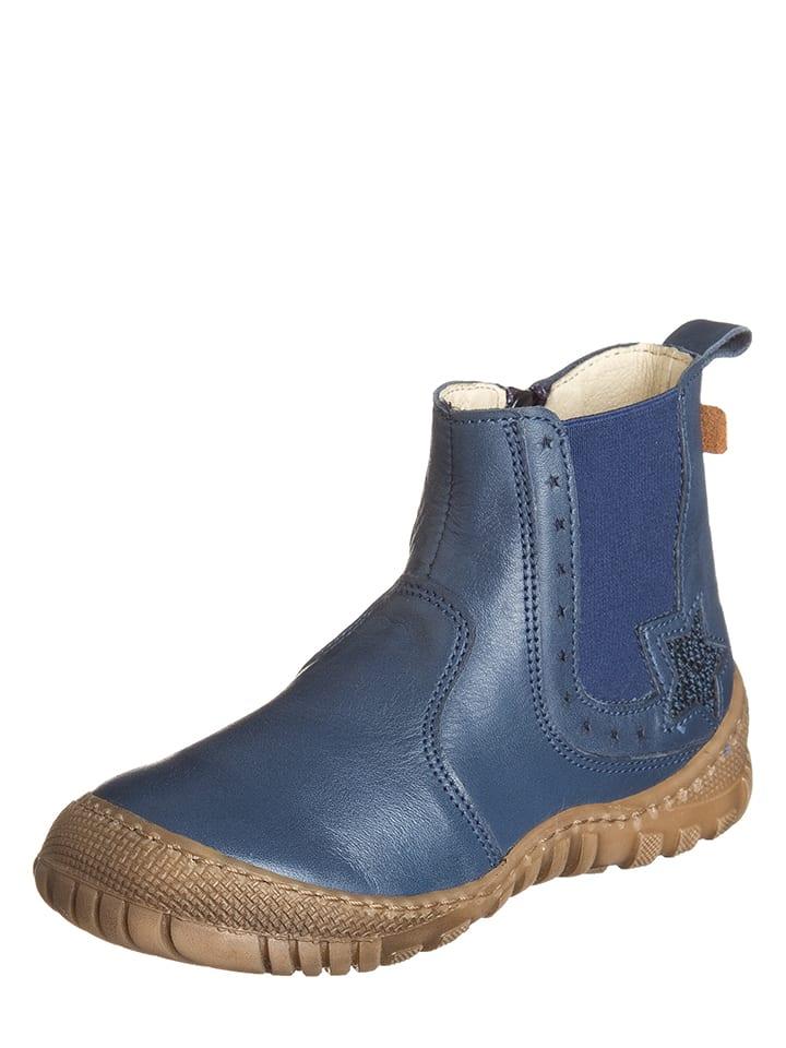 BO-BELL Leder-Boots in Braun - 64% 0GUB2Ta6P