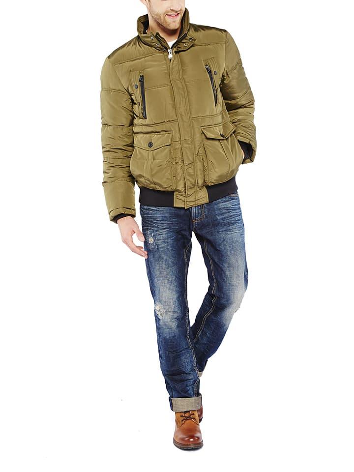 """Colorado Jeans Jacke """"Bradley"""" in Hellbraun"""