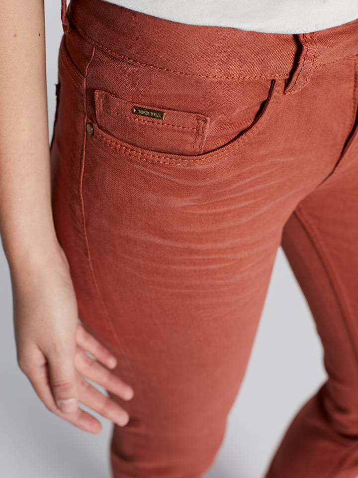 Colorado Jeans Jeans C959 Layla - Comfort Slim Fit - in Koralle
