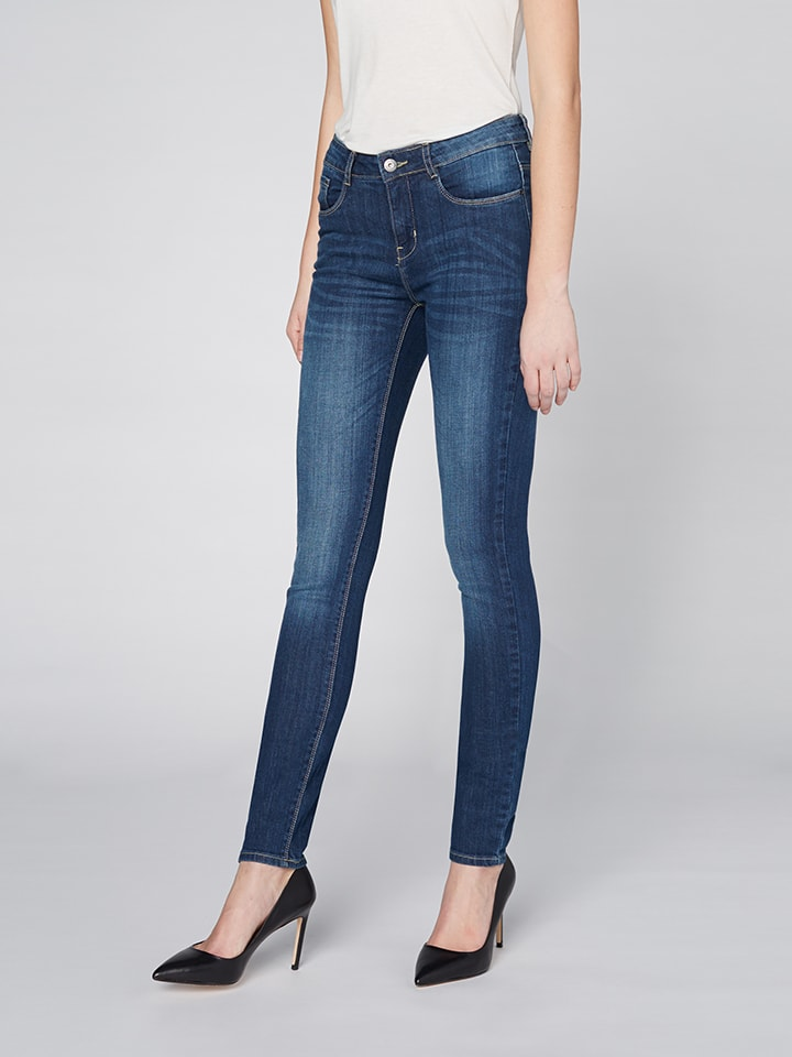 Colorado Jeans Jeans C974 Lana - Super Skinny Fit - in Blau