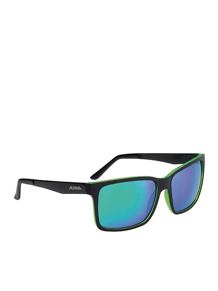 Alpina Unisex-Sonnenbrille Don Hugo in Schwarz - 33% ZVxLG8zo