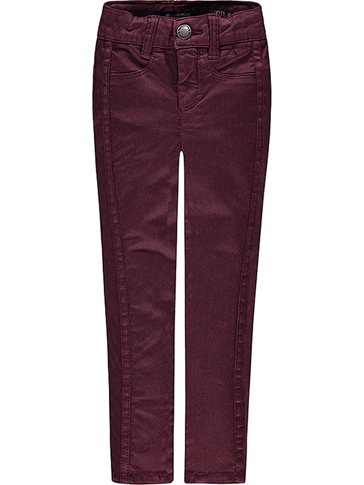 Marc O'Polo Junior Hose in Bordeaux