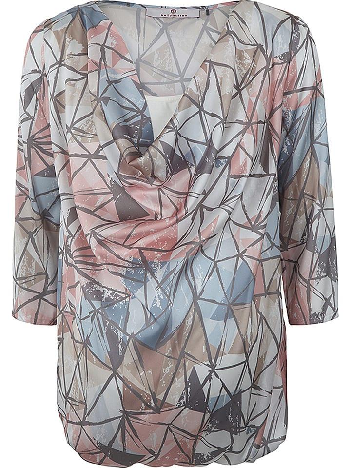 Bellybutton Shirt meerkleurig