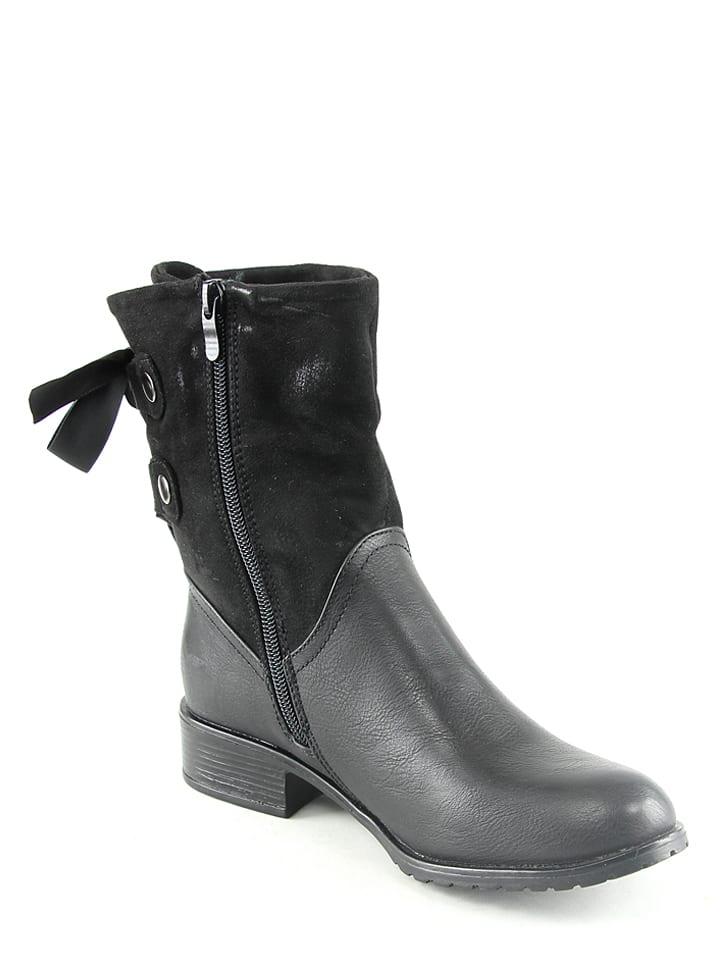 Foreverfolie Boots in Schwarz - 63% KOAPaIM