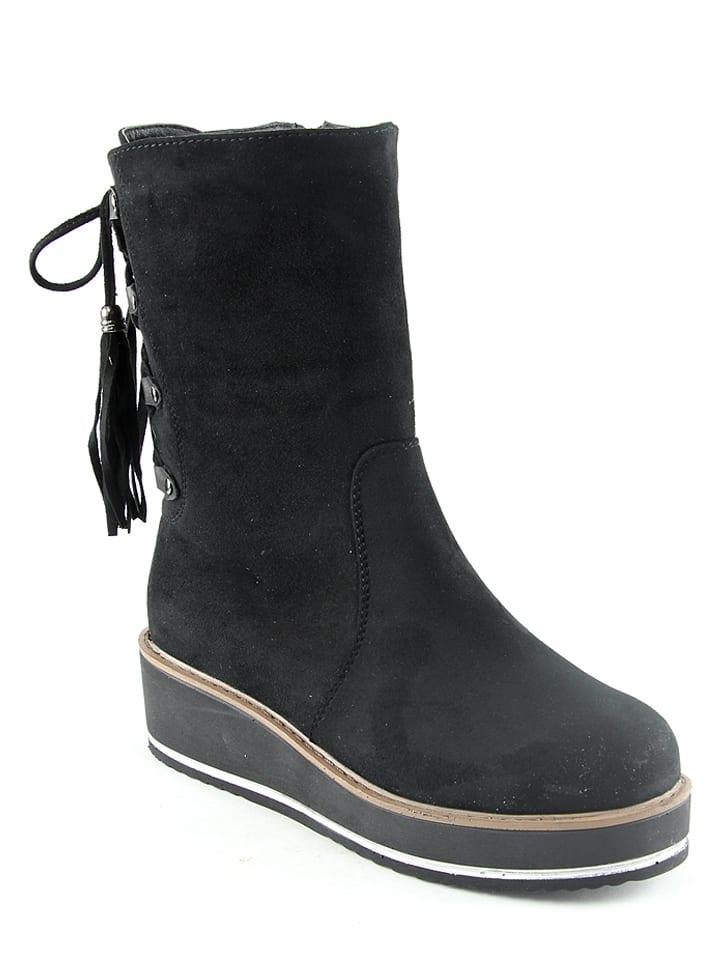 Foreverfolie Boots in Grau - 63% qljsMylOx4