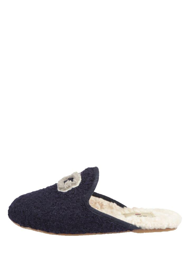 "GANT Footwear Hausschuhe ""Lazy"" in Dunkelblau"