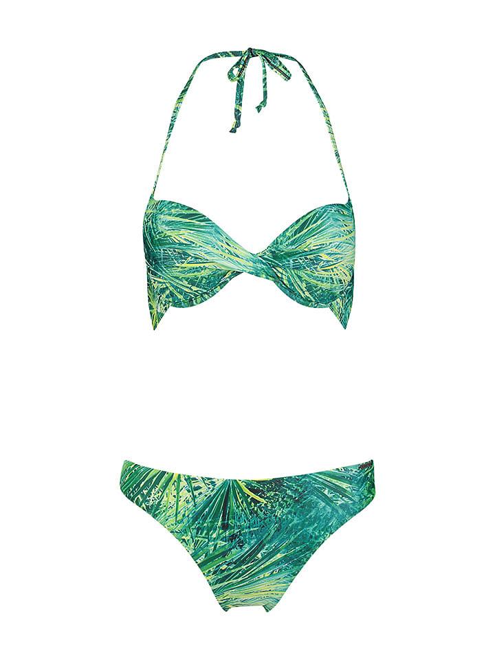 SHIWI Bikini in Grün