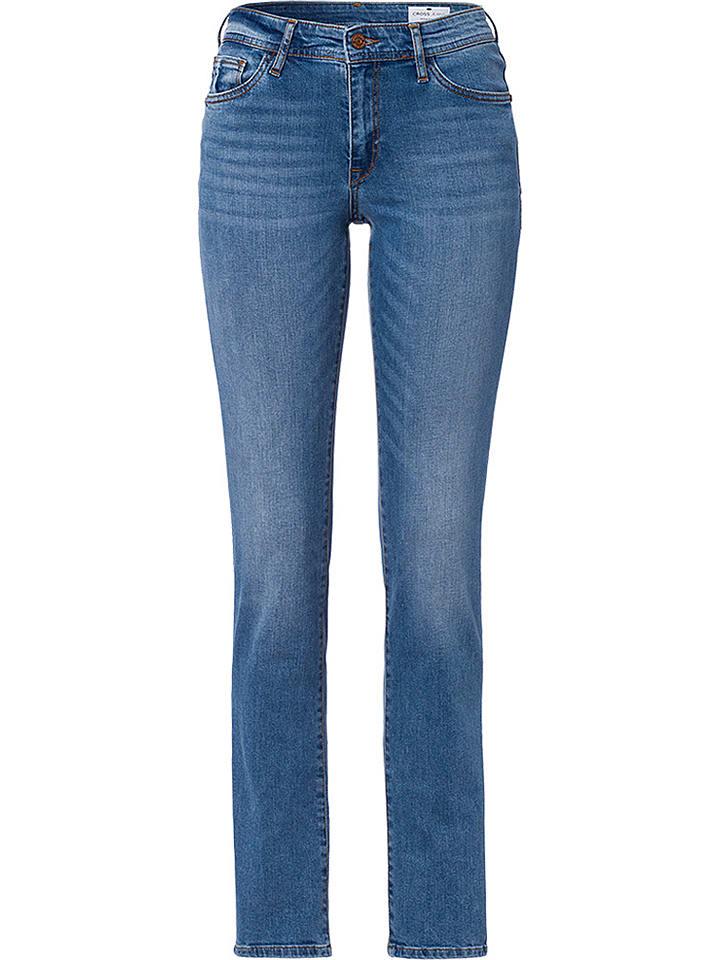 """Cross Jeans Jeans """"Anya"""" - Slim fit - in Hellblau"""