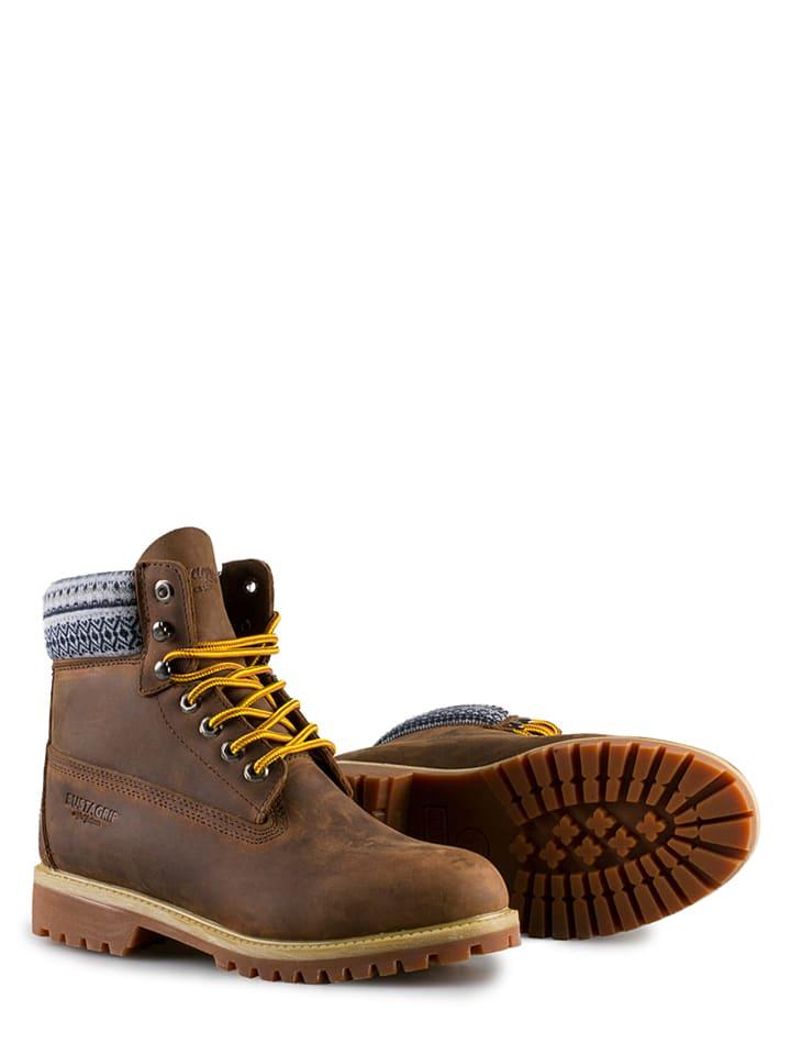 Bustagrip Boots King in Braun