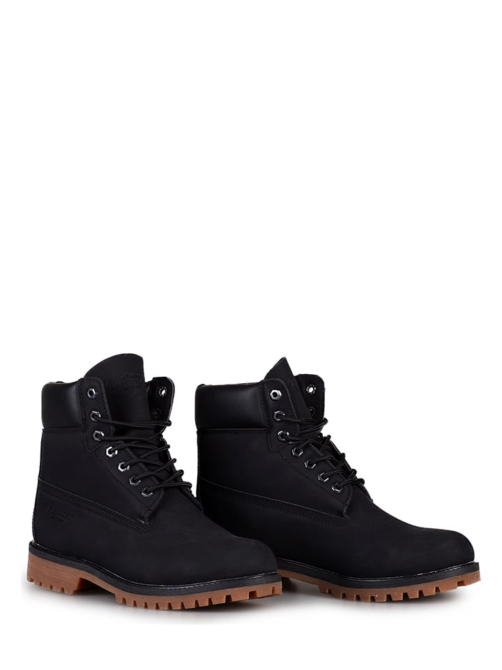 "Bustagrip Boots ""King Eco"" zwart"