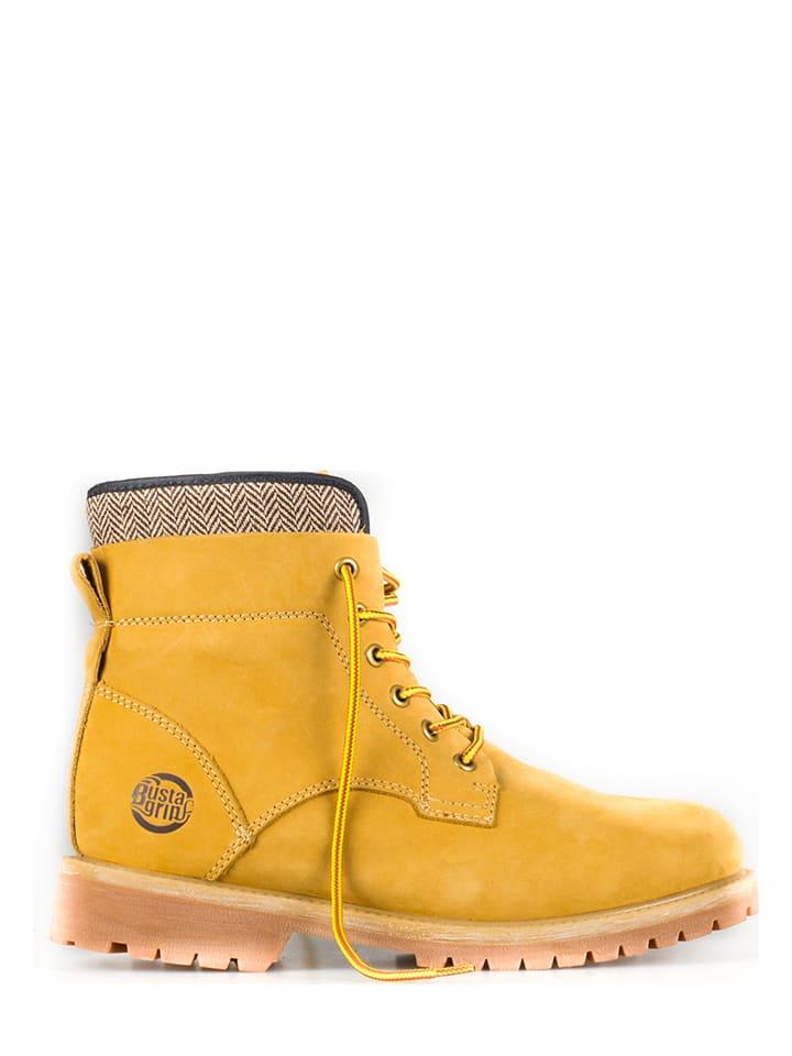 Bustagrip Boots Rookie in Ocker