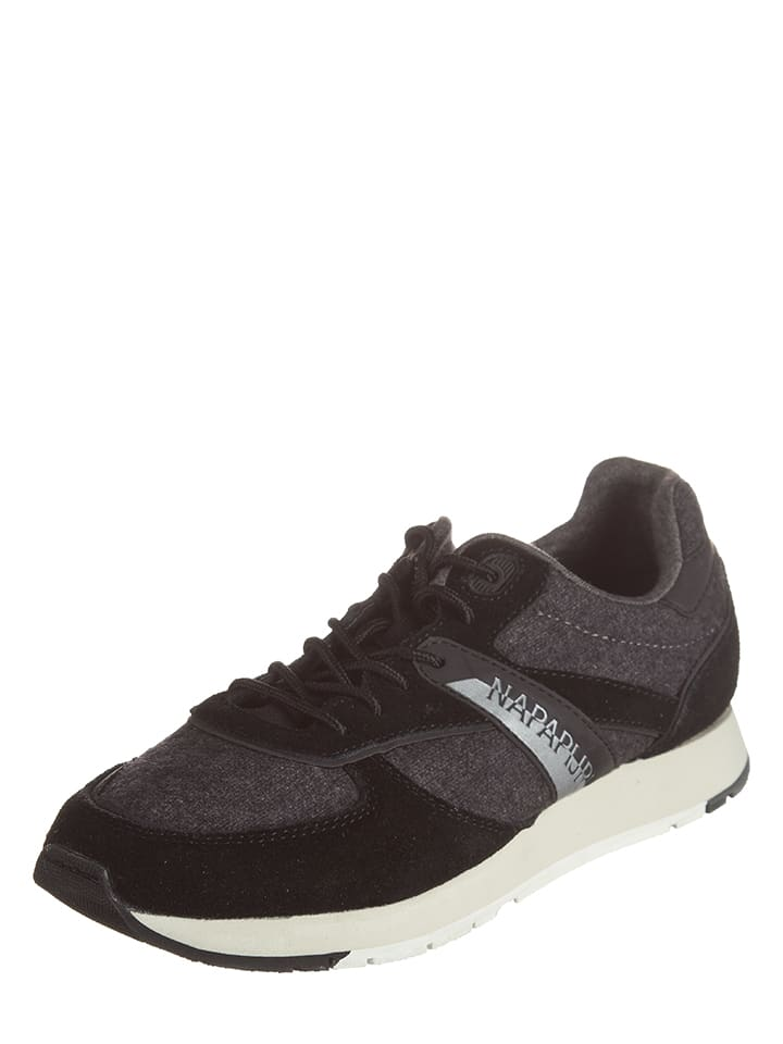 Napapijri Sneakers Rabina in Schwarz