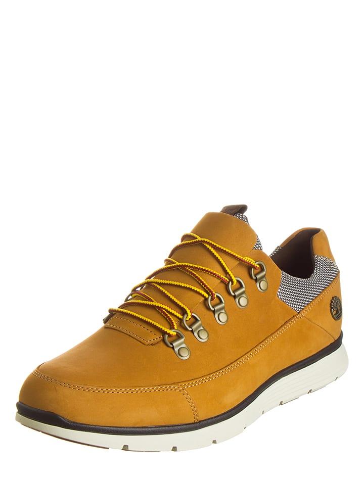 Timberland Leder-Sneakers in Weiß - 53% HvO9y1po