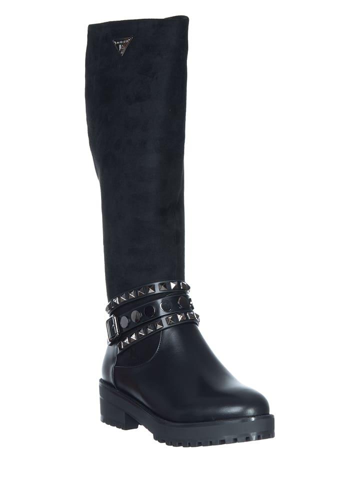 Laura Biagiotti Stiefel in schwarz für Damen rU0FlJp