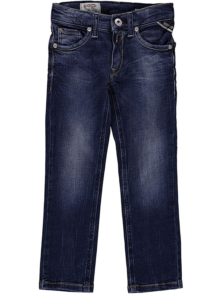 Replay & Sons Jeans - Slim fit - in Blau