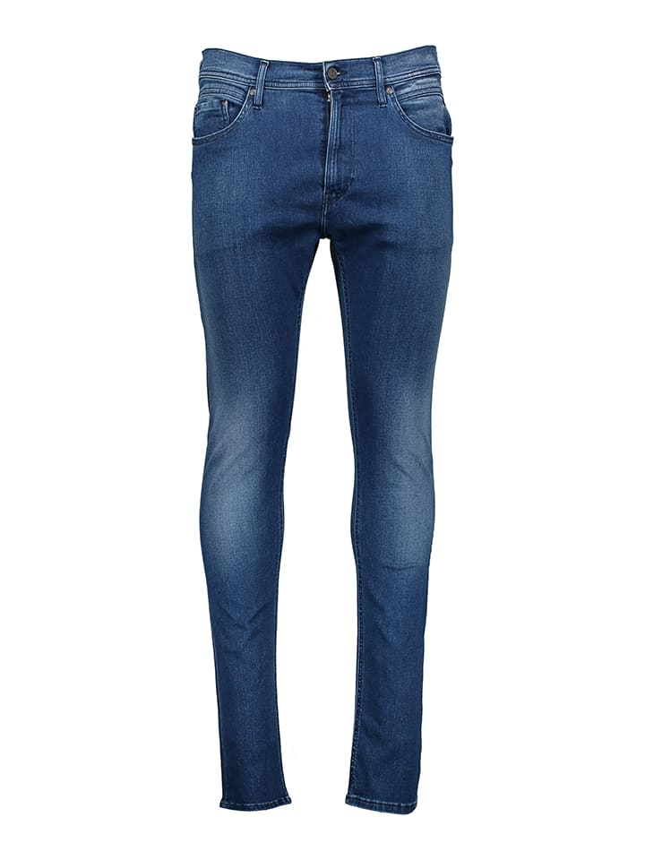 """Replay Jeans """"Jondrill"""" - Skinny Fit - in Blau"""