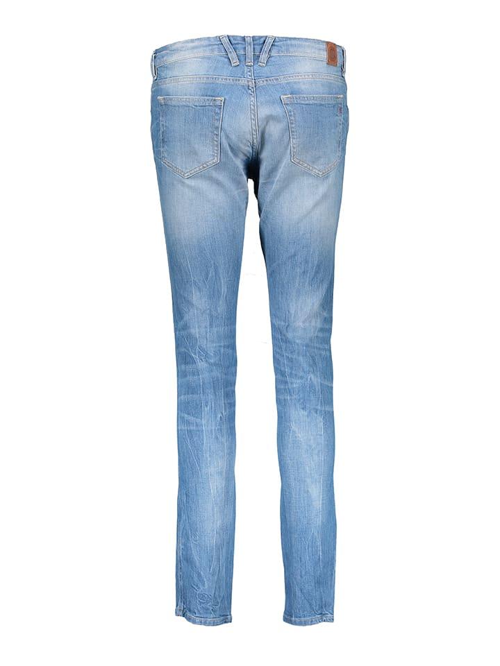 Replay Jeans Katewin - Slim Fit - in Hellblau