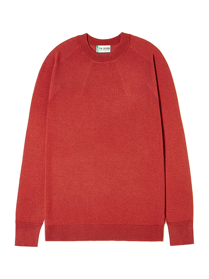 Benetton Pullover in Rot