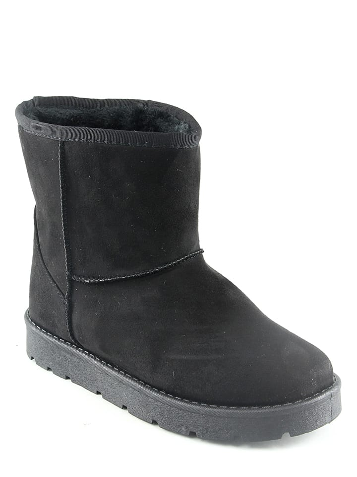 La Bottine Souriante Winterboots zwart
