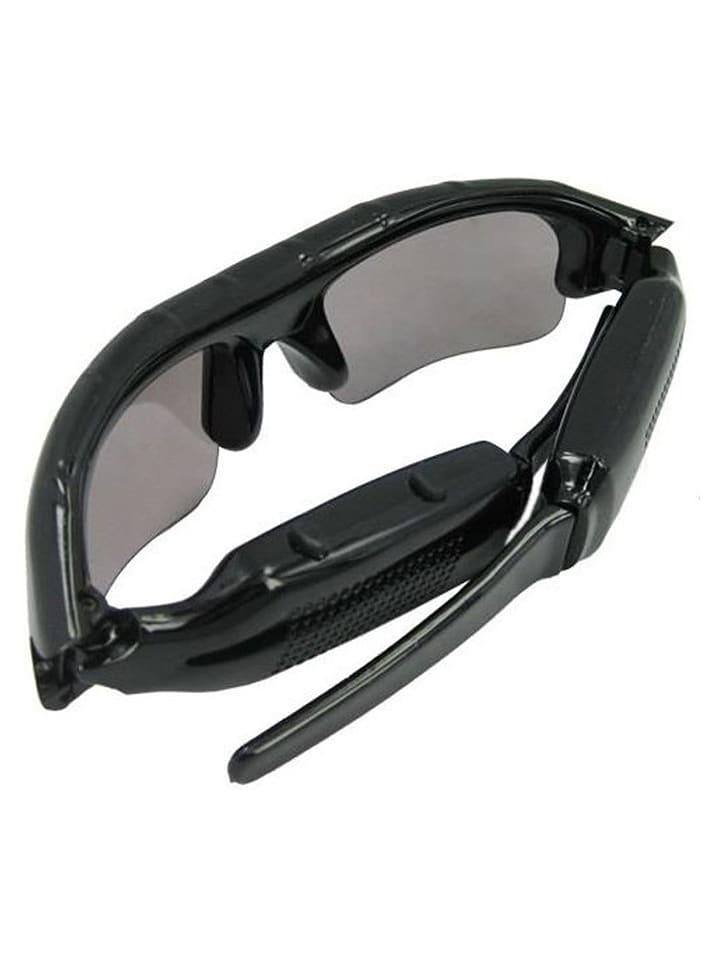 QUBE Sonnenbrille mit Kamerafunktion - 66% aZ8Ez