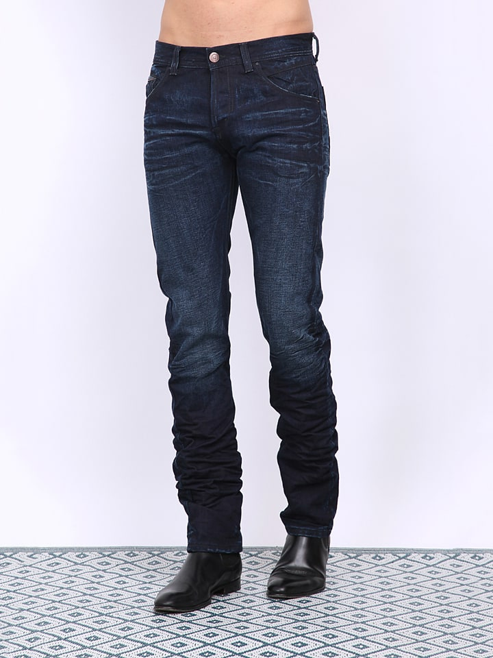 DN.SIXTYSEVEN Jeans -Slim fit - in Dunkelblau