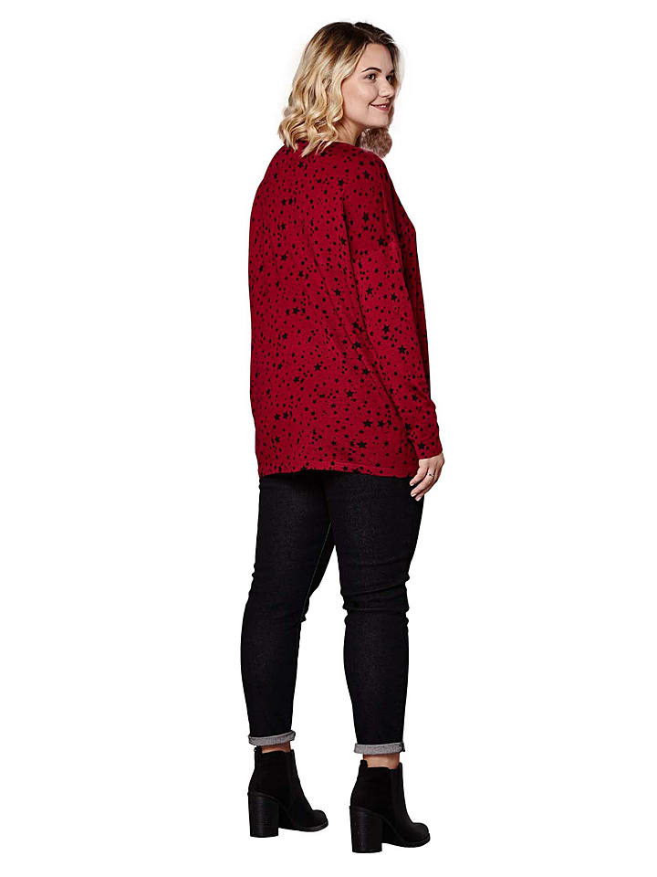 Yumi Pullover in Rot