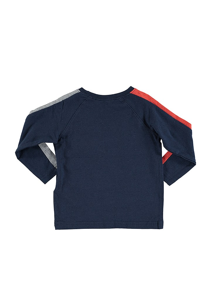 Name it Longsleeve Gister in Dunkelblau