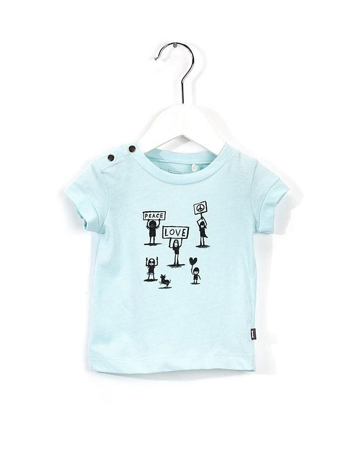 Imps & Elfs Shirt in Türkis