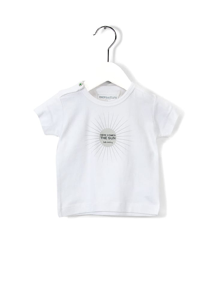 Imps & Elfs Shirt in Weiß
