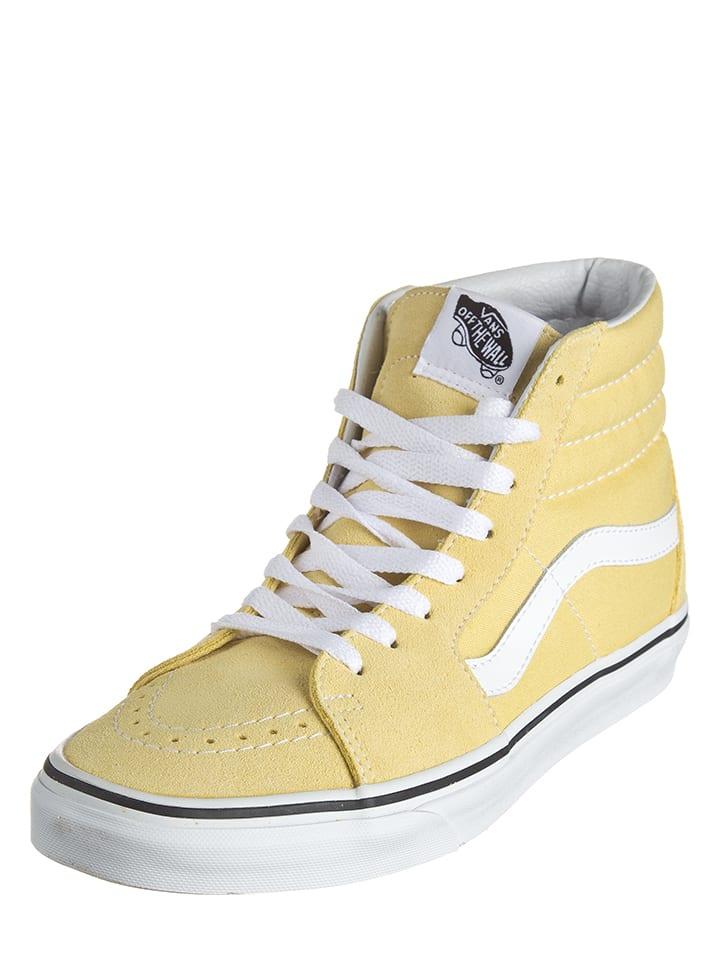 vans leren schoenen
