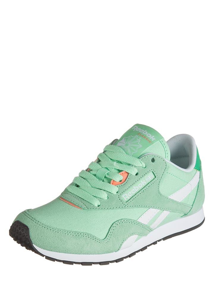 Reebok Sneakers Nylon Slim in Mint - 31% jiei4