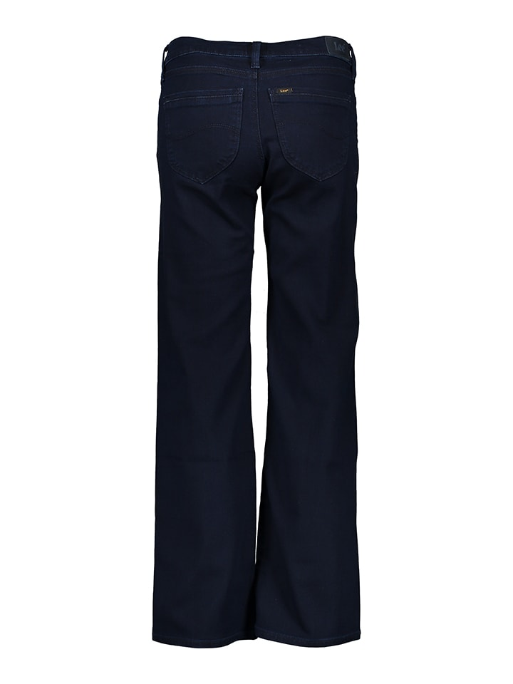 Lee Jeans Auberry - Flared fit - in Dunkelblau