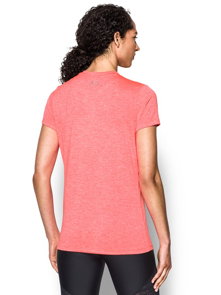 Under Armour Funktionsshirt in Rot