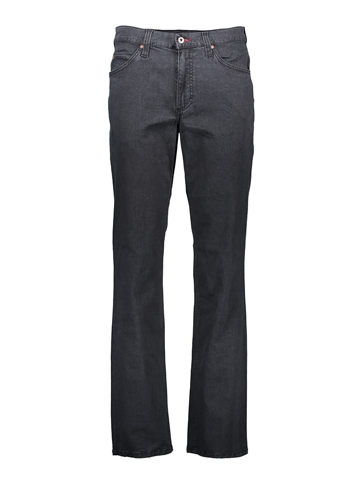 Mustang Jeans Tramper - Slim fit - in Anthrazit