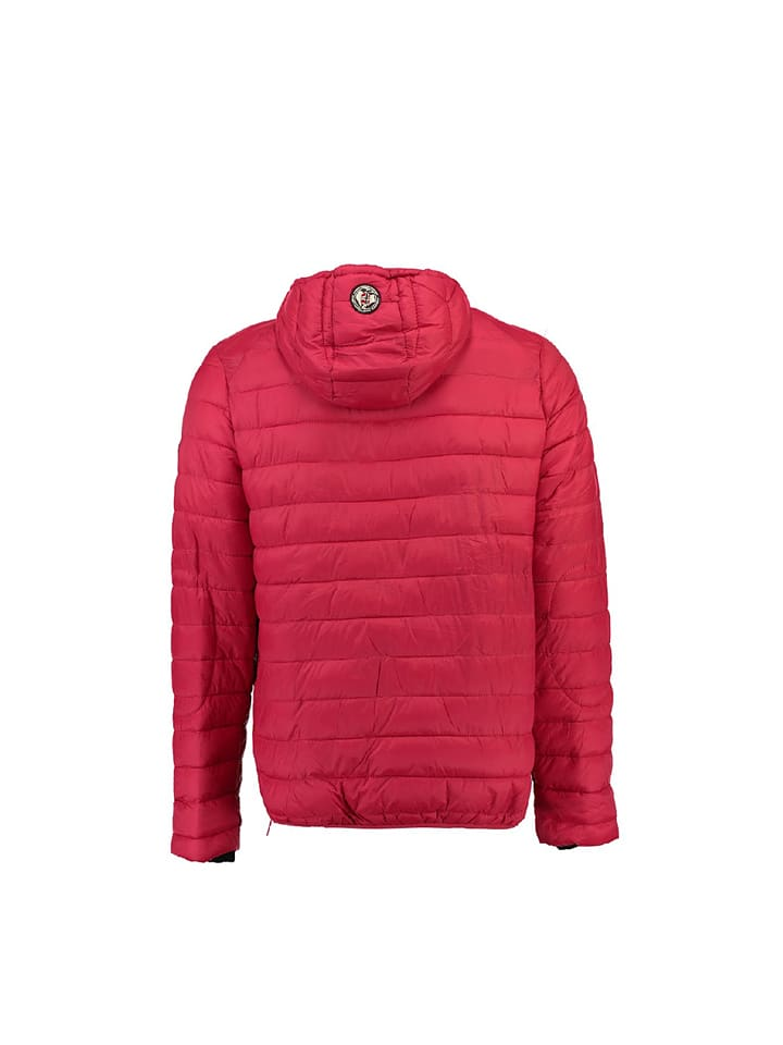 Geographical Norway Winterjacke Duck Over in Rot