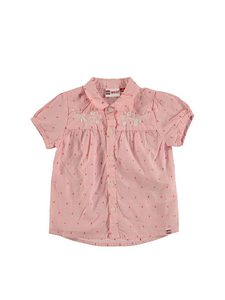 """Legowear Bluse """"Heidi"""" in Rosa"""