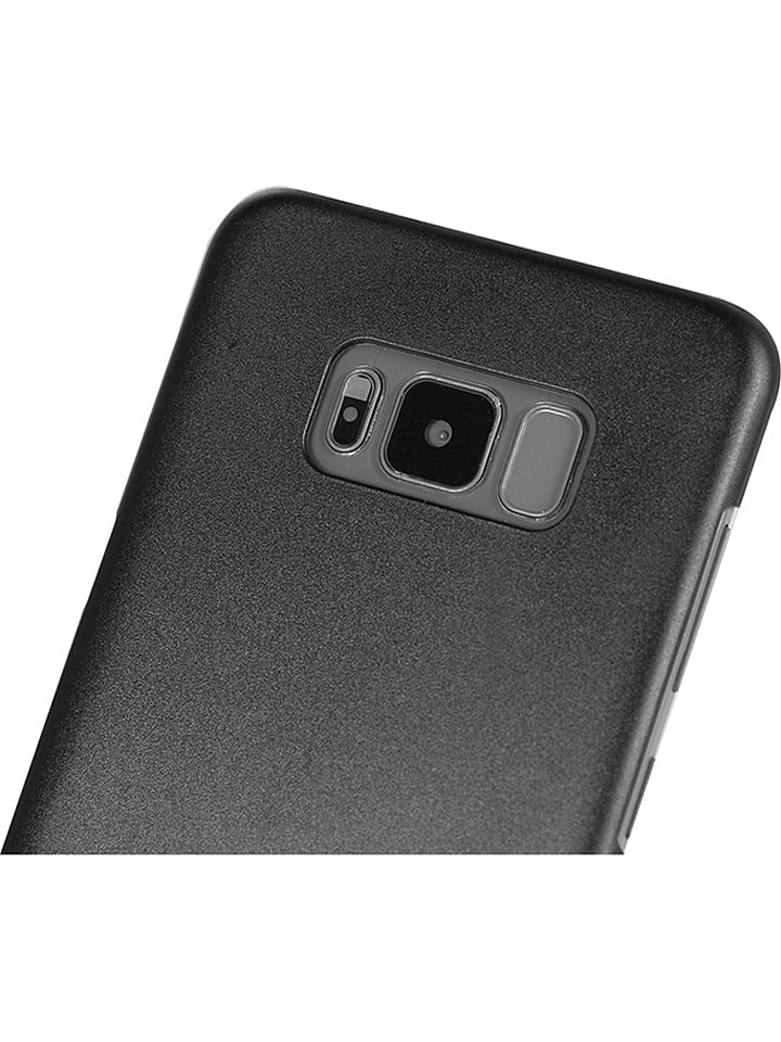 WHIPEARL Case für Samsung Galaxy S8 in Schwarz