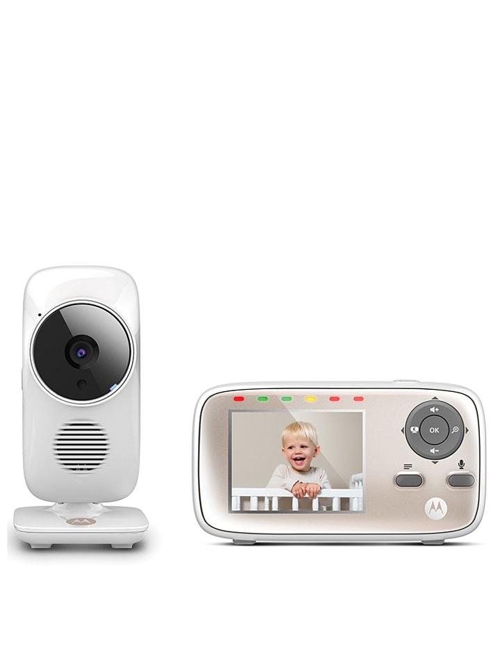 "Motorola Video-Babyphone ""MBP 667 Connect"" in Weiß"