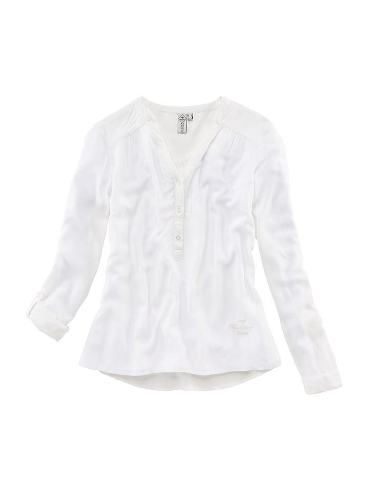 Roadsign Bluse in Weiß