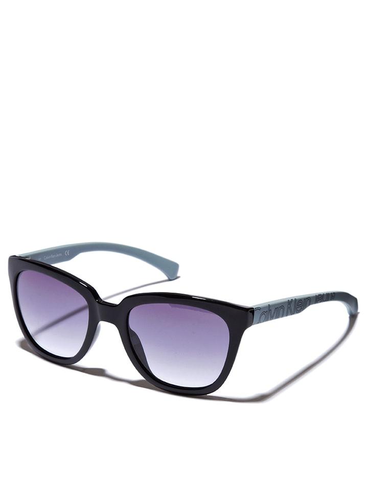 Calvin Klein Unisex-Sonnenbrille in Braun - 55% xiOuELcG