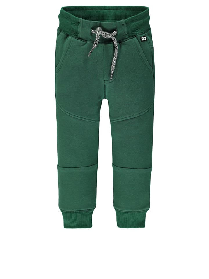 Tumble N Dry Hose Checo - Regular fit low crotch - in Dunkelgrün