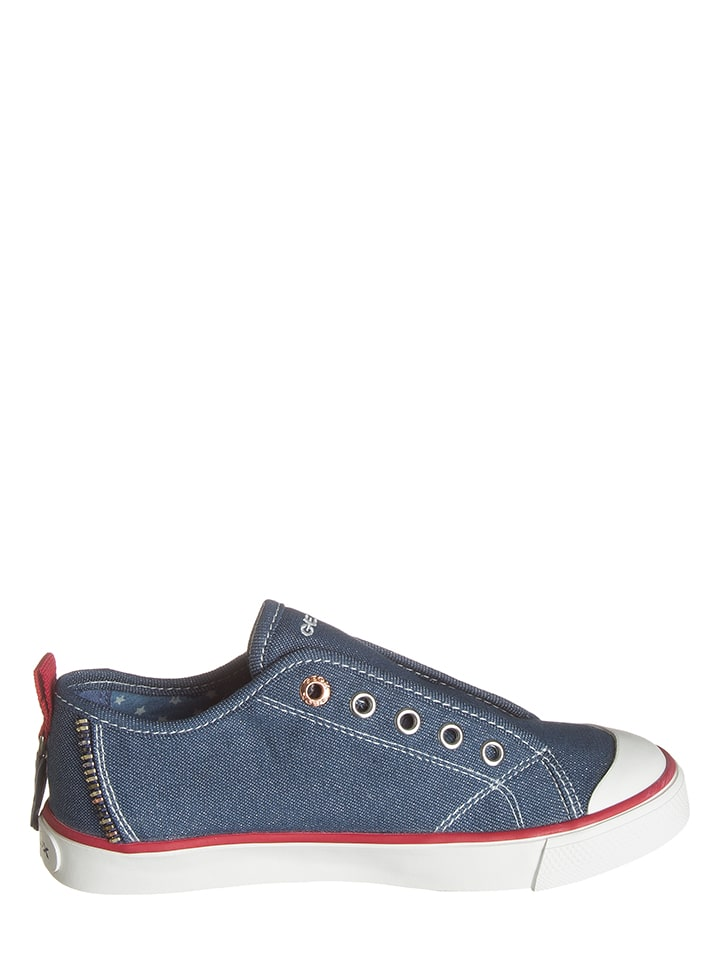 Geox Sneakers Ciak in Blau