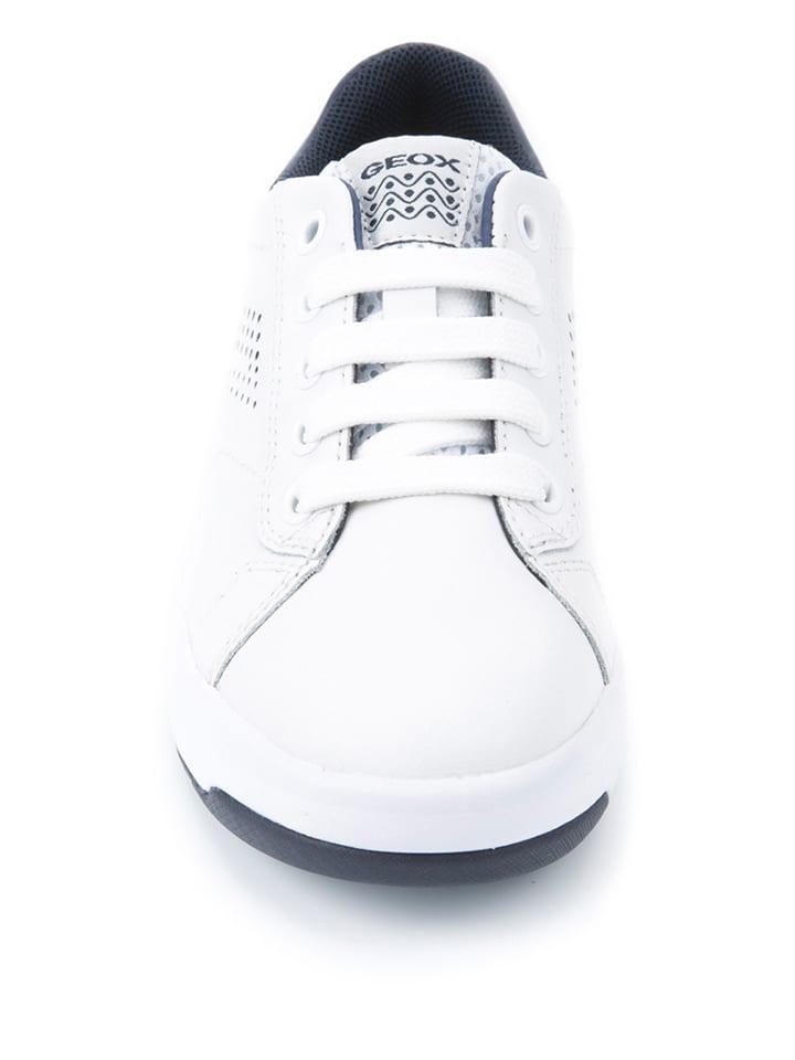 Geox Sneakers Rolk Boy in Weiß