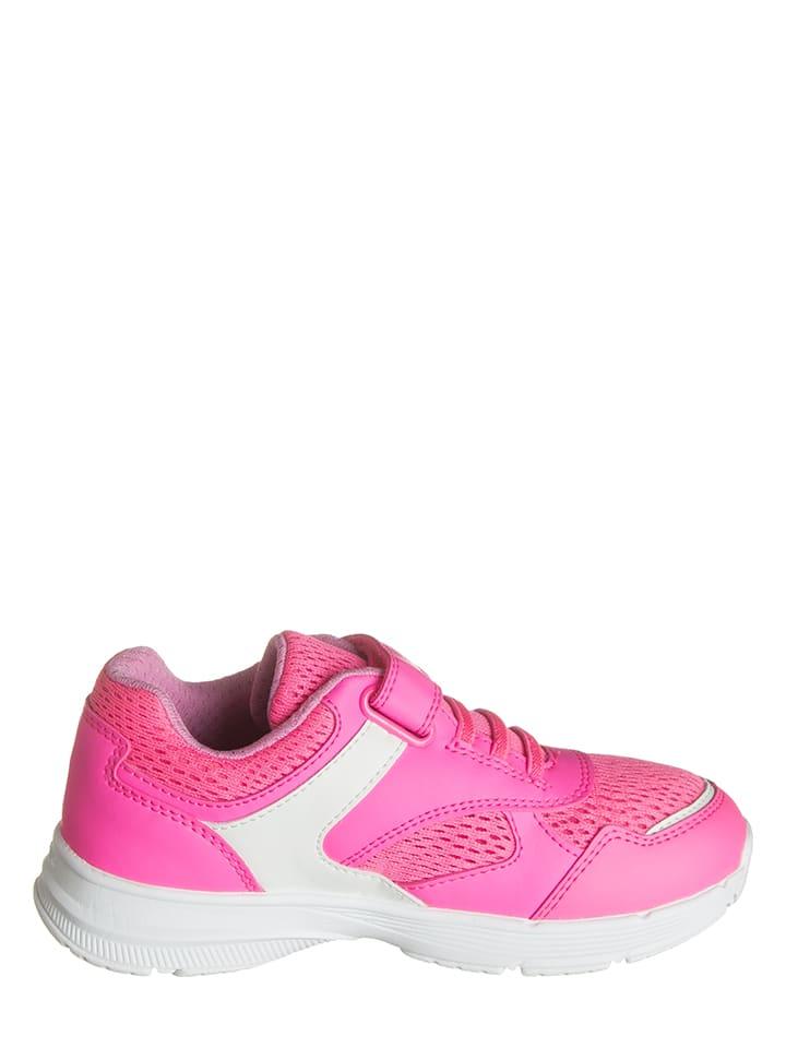 Geox Sneakers Hoshiko in Neonpink